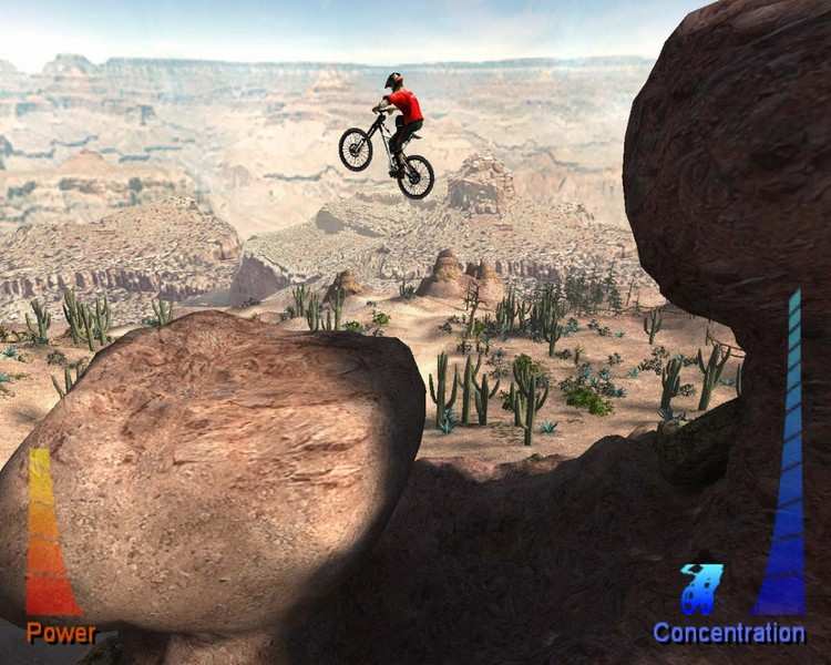 Mountain Bike Adrenaline for PlayStation 2 image