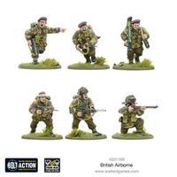 British Airborne Starter Army image