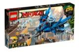 LEGO Ninjago: Lightning Jet (70614)