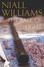 The Fall of Light by Niall Williams image