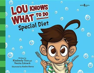 Lou Knows What to Do: Special Diet by Kimberly Tice image
