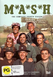 MASH - Complete Season 4 Collector's Edition (3 Disc Box Set) on DVD image