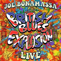 British Blues Explosion Live (Blu-ray) by Joe Bonamassa