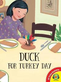 Duck for Turkey Day by Jacqueline Jules image