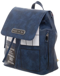 Doctor Who: Tardis - Mini Backpack