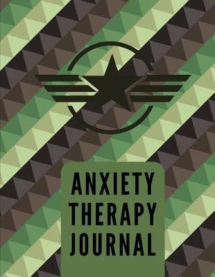 Anxiety Therapy Journal by Gia Lundby Rn