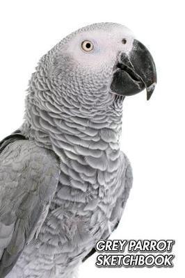 Grey Parrot Sketchbook by Notebooks Journals Xlpress