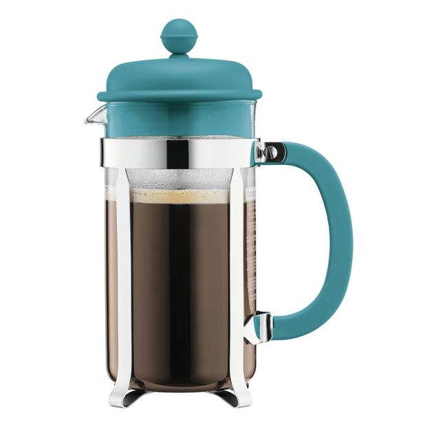 Caffettiera Coffee Maker - Light Blue (8 Cup)