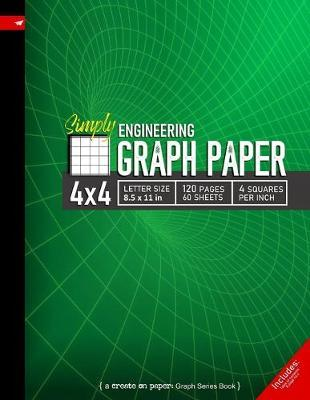 Simply 4x4 Graph Paper by Create on Paper