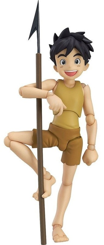 Future Boy Conan - Figma Figure