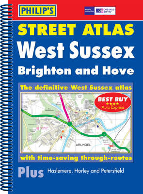 Street Atlas West Sussex image