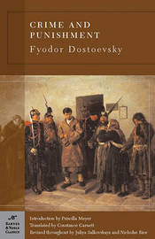 Crime and Punishment (Barnes & Noble Classics Series) by Fyodor Dostoyevsky