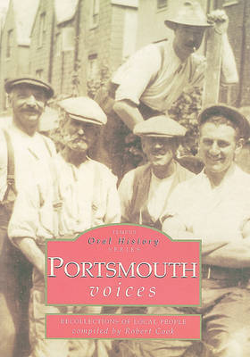 Portsmouth Voices by Robert Cook image