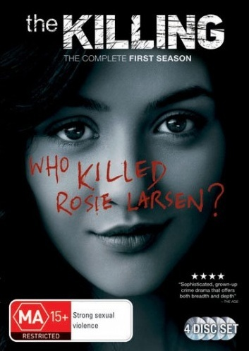 The Killing - The Complete First Season on DVD image