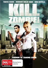 Kill Zombie on DVD
