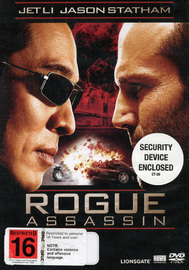 Rogue Assassin on DVD