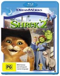 Shrek 2 on Blu-ray