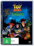 Toy Story of Terror! DVD