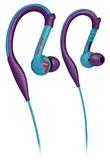 Philips Sport-Hook Washable Headphones (Purple)