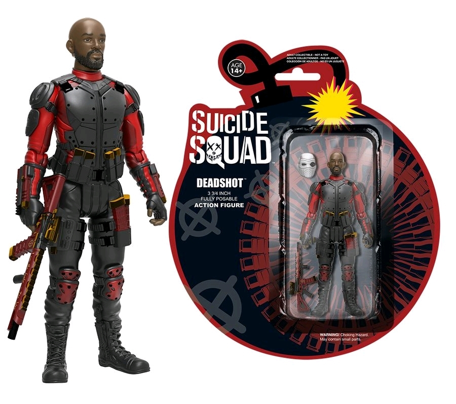 Suicide Squad - Deadshot Action Figure image