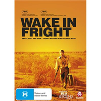 Wake in Fright on DVD