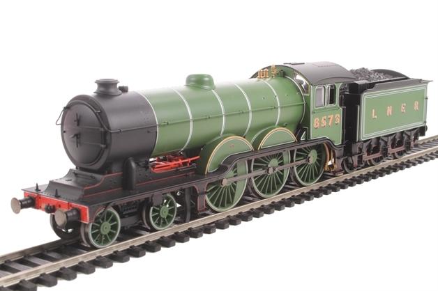 Hornby: LNER 4-6-0 Holden B12 Class - LNER