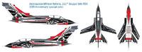 Italeri: 1/48 Tornado Ids 311 GV RSV ( 60 Anniversary Ver.) - Model Kit image