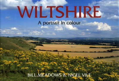 Wiltshire - A Portrait in Colour by Bill Meadows image