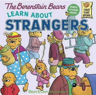 Berenstain Bears Learn Abt Strang by Stan Berenstain