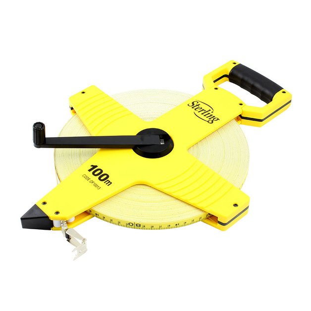 100m Measuring Tape - Open Reel