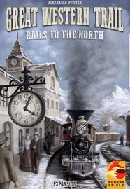 Great Western Trail: Rails to the North - Game Expansion
