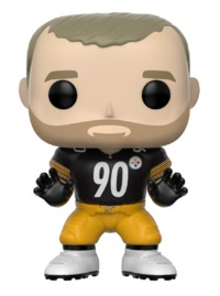 NFL - TJ Watt Pop! Vinyl Figure