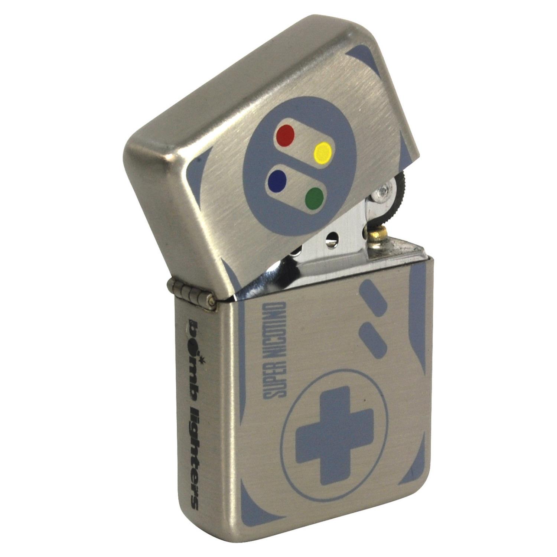 Super Nicotino Windproof Lighter image