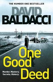 One Good Deed by David Baldacci image