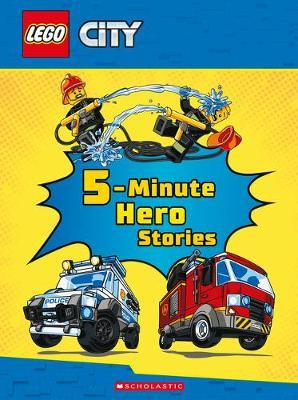 Five-Minute Hero Stories by Scholastic