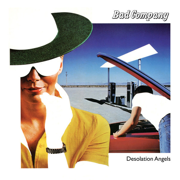 Desolation Angels (40th Anniversary Edition) by Bad Company