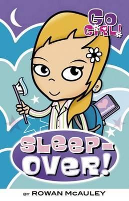 Sleep-over! by Rowan McAuley image
