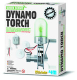 4M: Green Science Dynamo Torch
