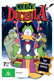 Count Duckula - The Complete Series Box Set DVD