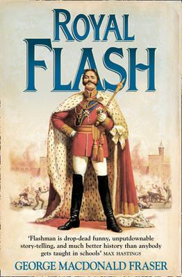 Royal Flash by George MacDonald Fraser image