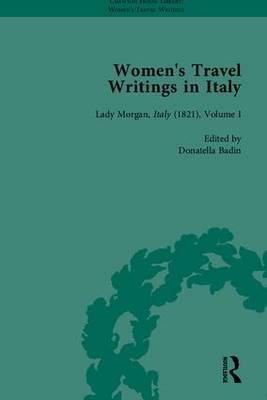 Women's Travel Writings in Italy, Part II by Betty Hagglund image