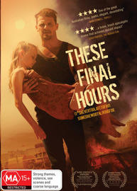 These Final Hours (DVD) DVD