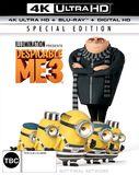 Despicable Me 3 on Blu-ray, UHD Blu-ray