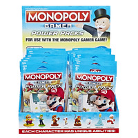 Monopoly: Gamer Power Pack (Assorted) image