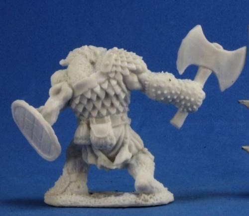 Dark Heaven Bones - Kegg Bugbear Axe image