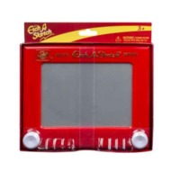 Etch A Sketch - Classic Red Drawing Pad image