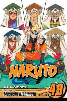 Naruto: v. 49 by Masashi Kishimoto