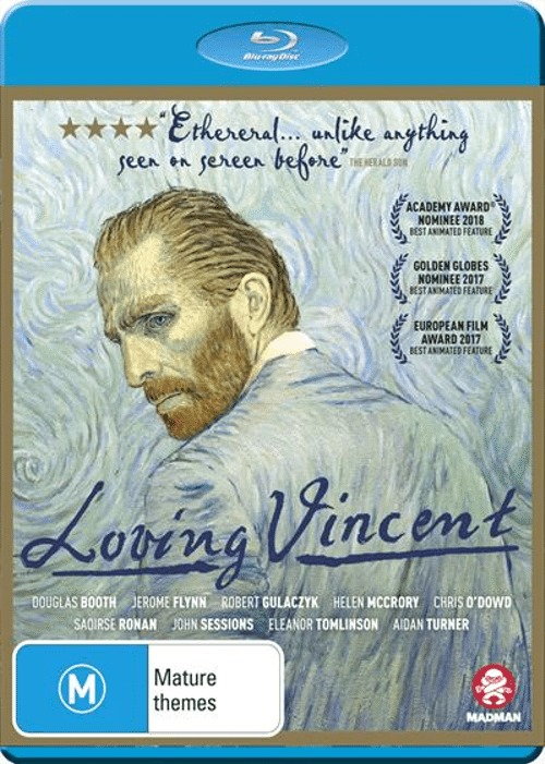 Loving Vincent on Blu-ray image