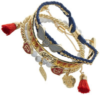 Disney: Dumbo Arm Party Bracelet Set