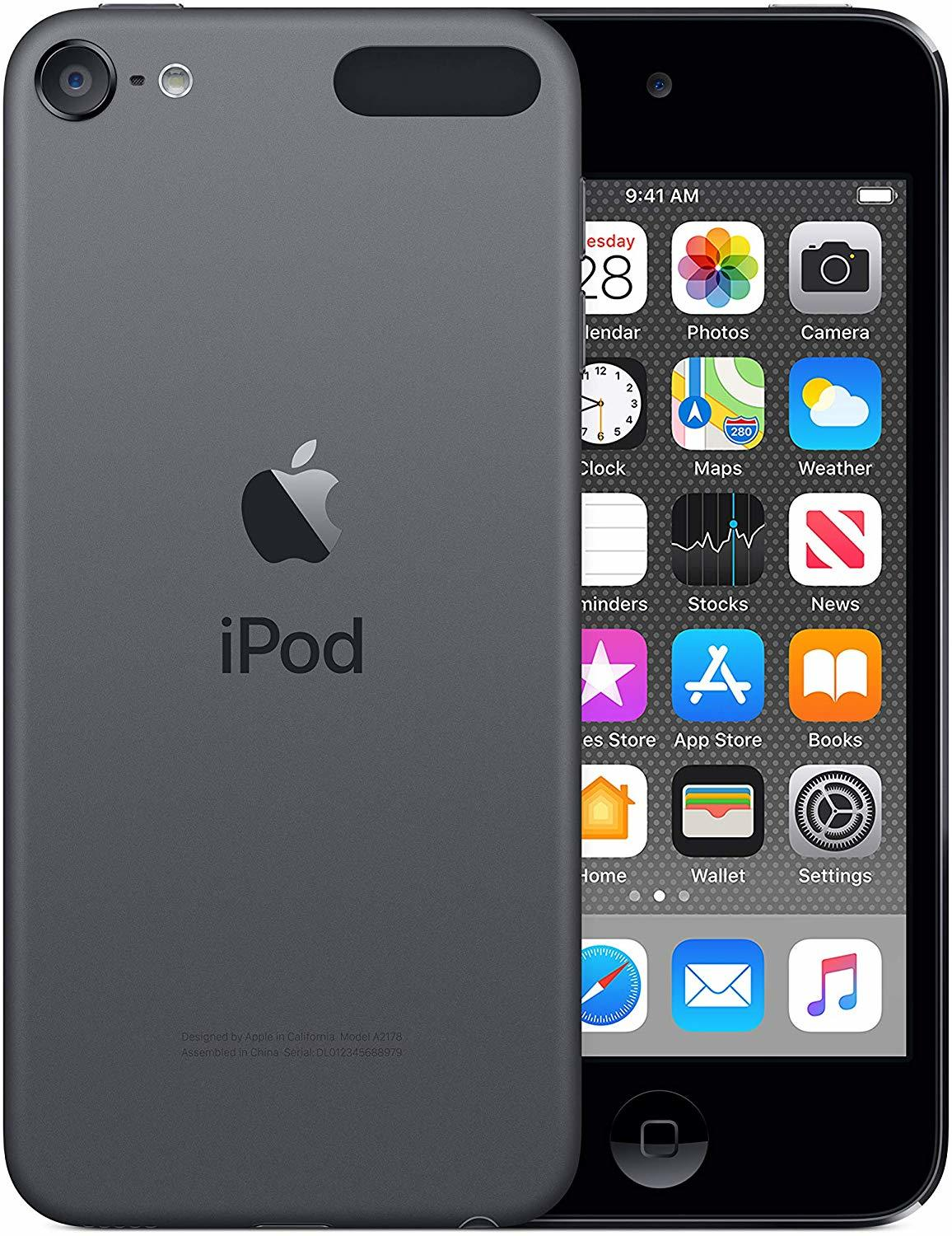 Apple iPod Touch 7th Gen (2019) - 32GB Space Grey image